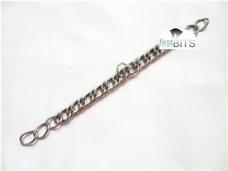 Stainless Steel Double Link Curb Chain