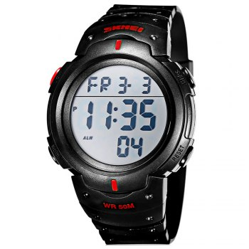 Eventing Wristwatch with Stop-Watch Timer