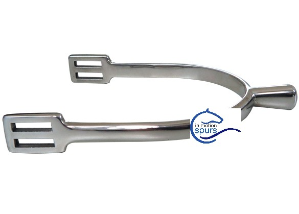 Stainless Steel English Spurs (never rust)